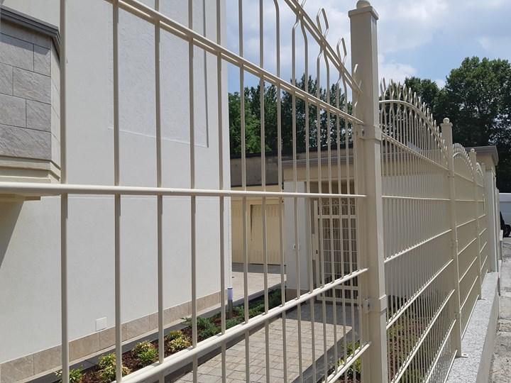 Betafence per una nuova residenza certificata 7 stelle