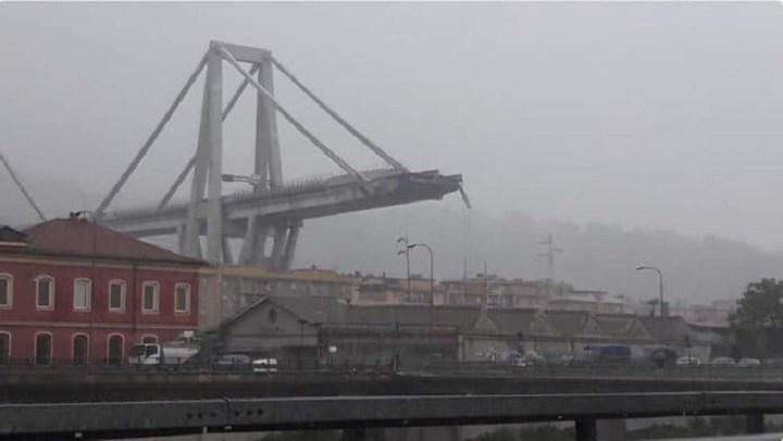 Ricostruzione Ponte Genova, OICE: 'coinvolgere le eccellenze dell'ingegneria'