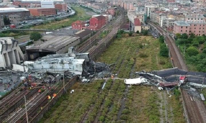 Ricostruzione ponte Genova, Inarsind critica il 'dono' di Renzo Piano