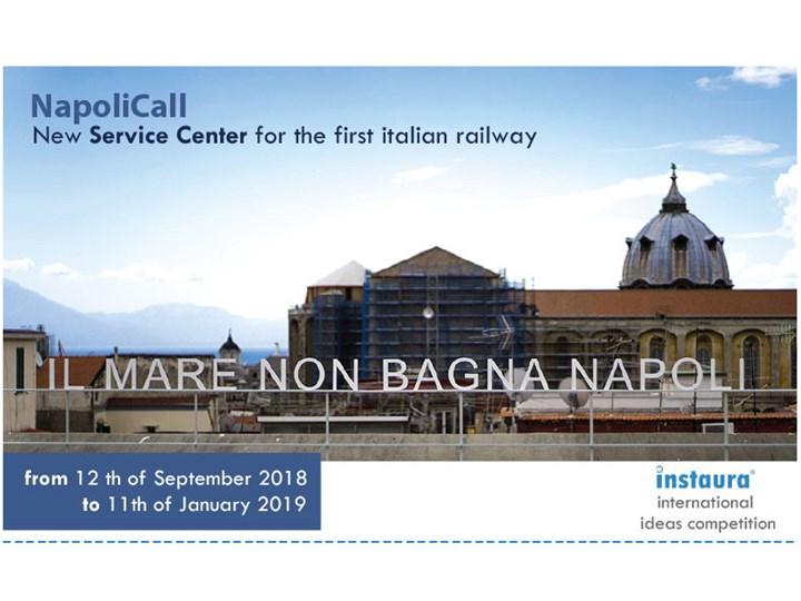 NapoliCall per trasformare la prima ferrovia italiana