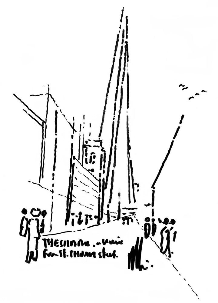 The Art Of Making Buildings Londra Celebra Renzo Piano