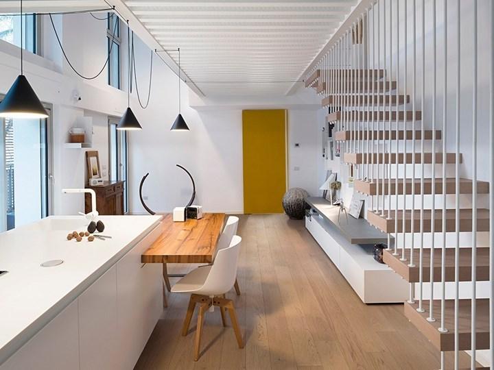 Wireless House: la casa per un single