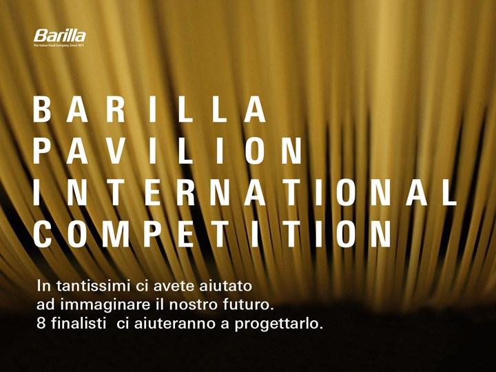 Barilla Pavilion: al via la seconda fase