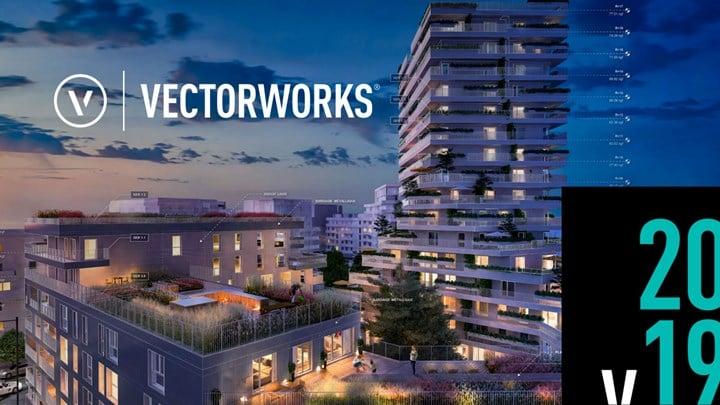 Videocom presenta Vectorworks 2019