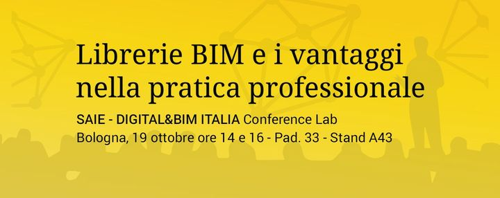 BIM.archiproducts a Digital&BIM Italia Conference Lab