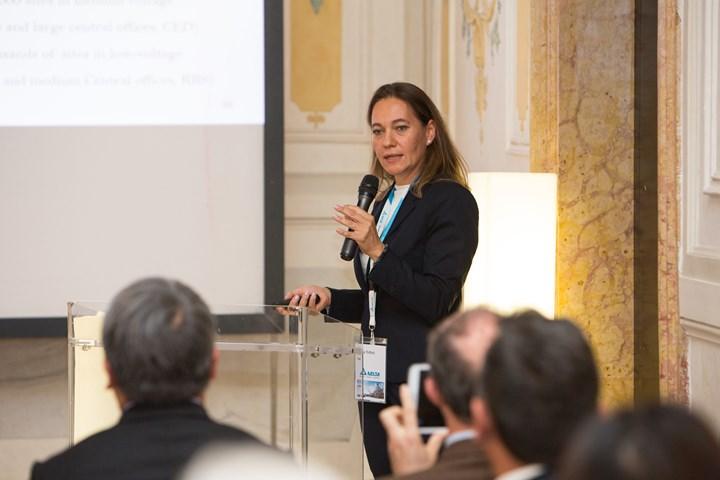 Alena Trifirò, Responsabile del Sistema di Gestione dell'Energia per la ISO 50001 di Telecom Italia