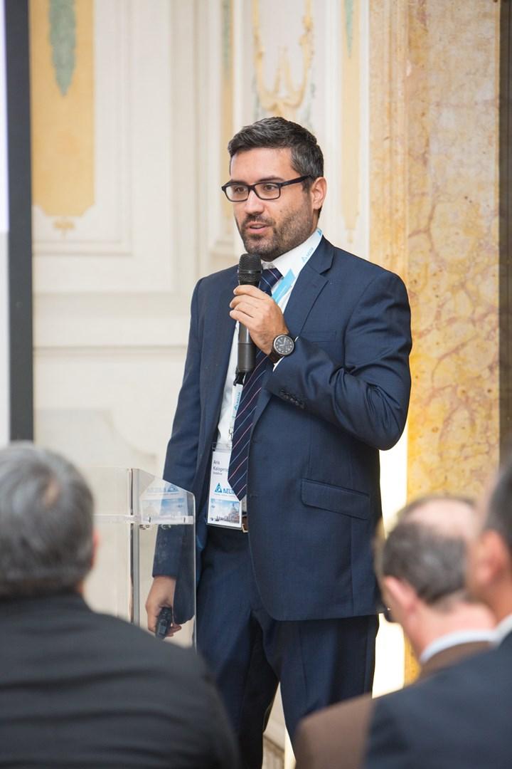 Aris Kalogeropoulos, Estates and FM Contract Manager di Vodafone Grecia
