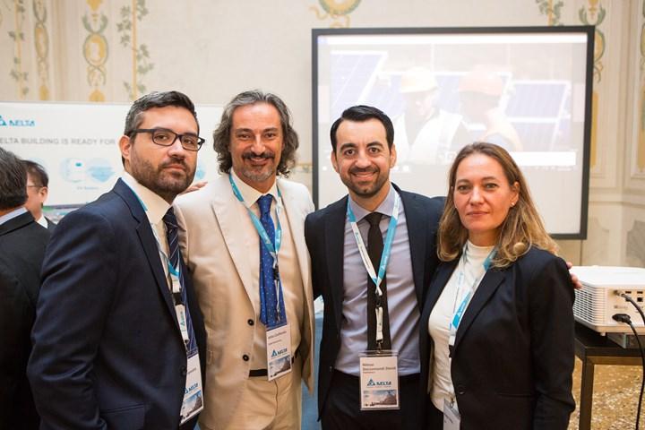 Aris Kalogeropoulos, Idilio Ciuffarella, Nilmar Seccomandi David, Alena Trifirò