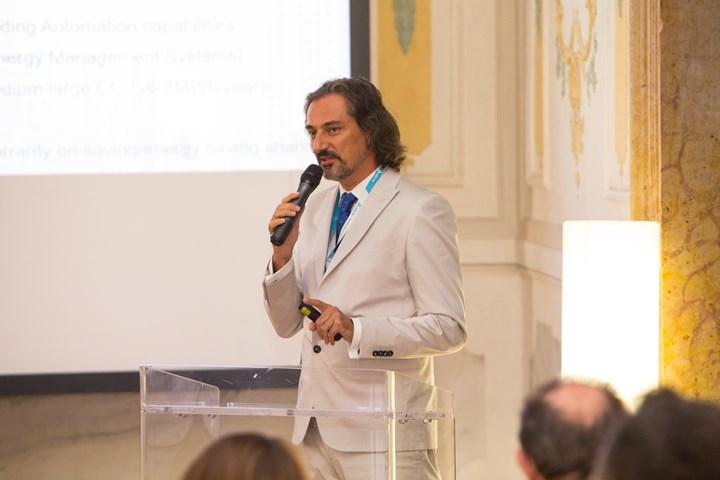 """Idilio Ciuffarella, General Manager """"Smart Building"""" Delta EMEA"""