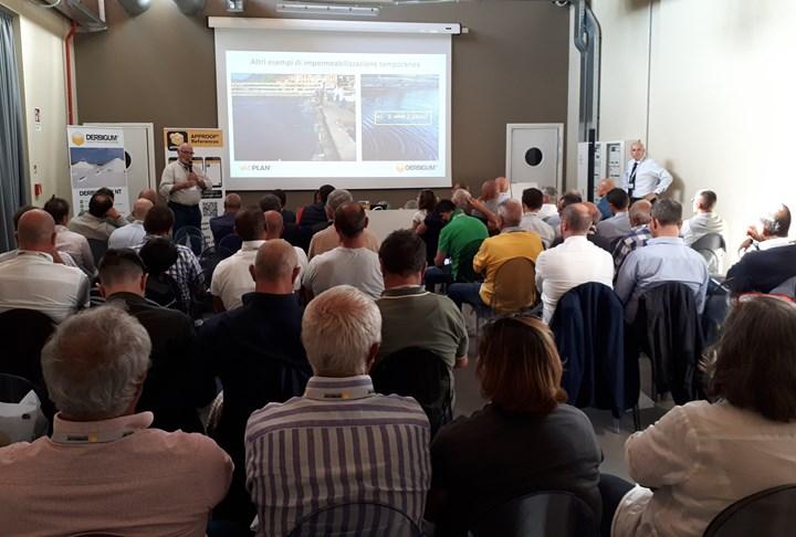 'Il motore della qualità', il meeting Derbigum 2018