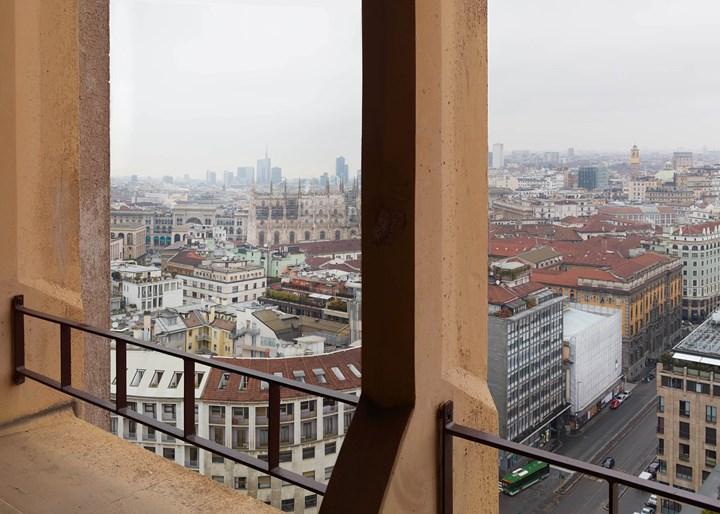 Vittoria Fragapane, Window on the Theatre, 2018
