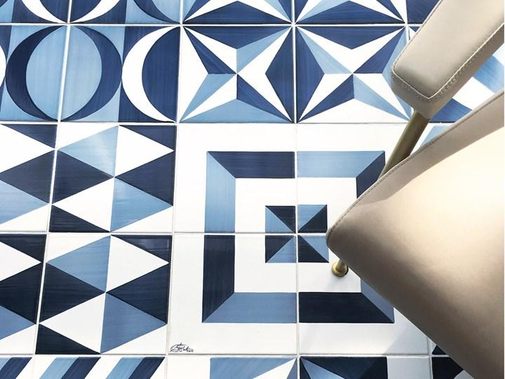 Ceramica francesco de maio per tutto ponti gio ponti archi designer
