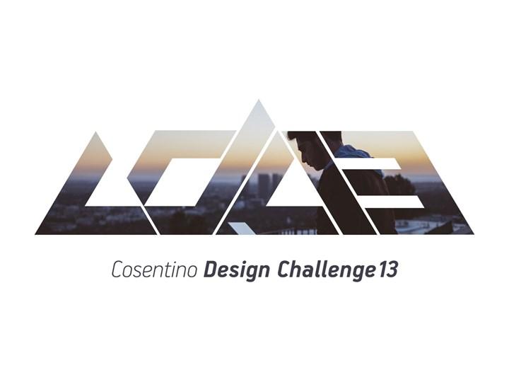 Al via Cosentino Design Challenge 13