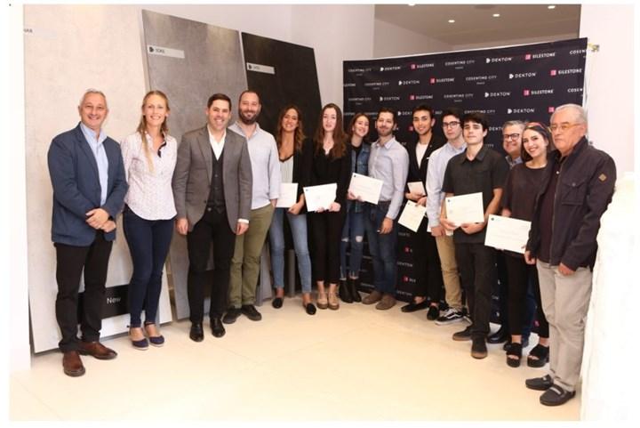 Presentazione del concorso al Cosentino City Madrid