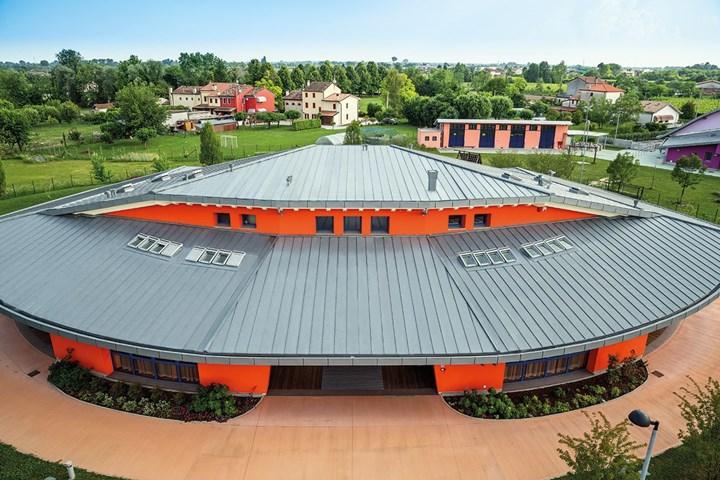 Zintek per una nuova edilizia scolastica