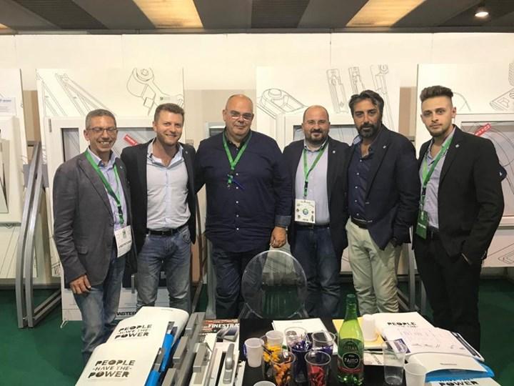 Master Italy protagonista al Colma Expo