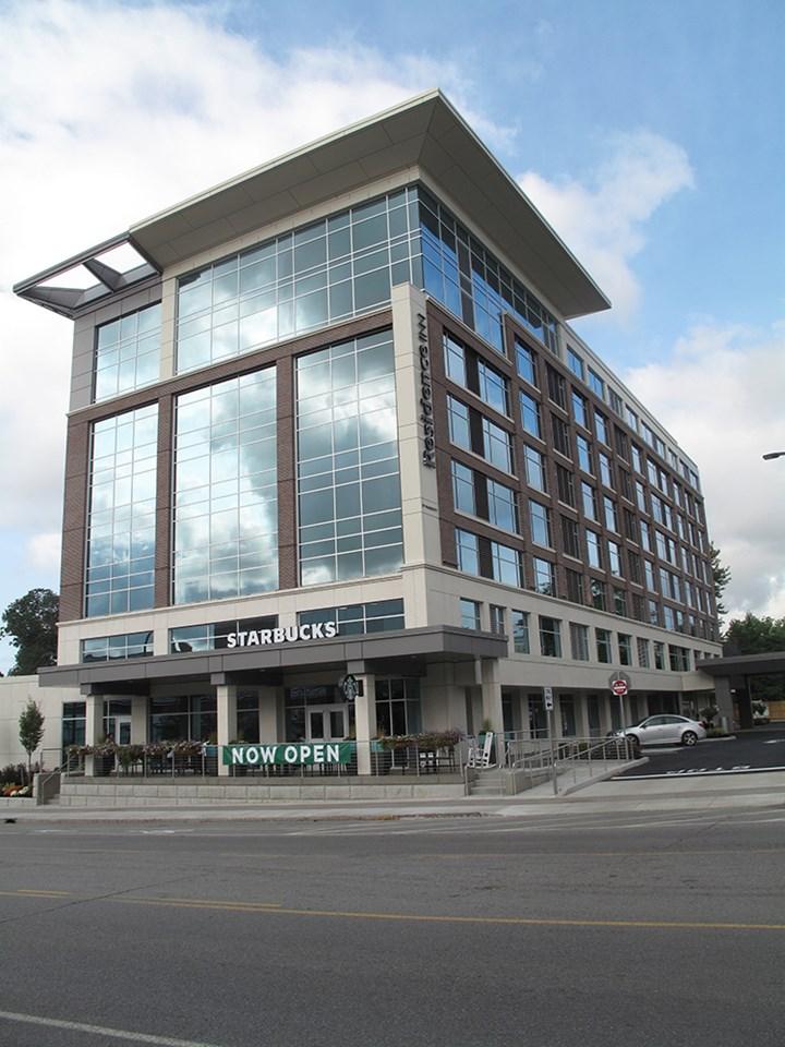 A Buffalo, Residence Inn by Marriott sceglie GammaStone AIR