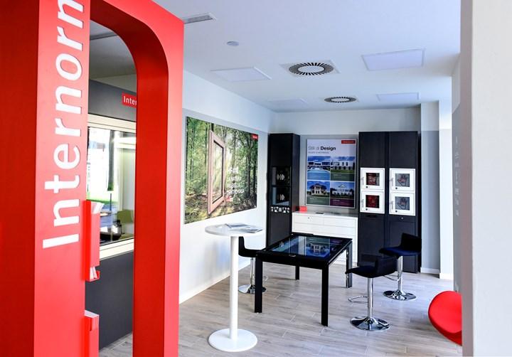 A Sanremo il nuovo Flagship Store INTERNORM