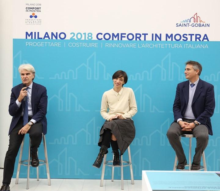 """""""Milano 2018 - Comfort in Mostra: Progettare, Costruire, Rinnovare l'Architettura Italiana"""""""