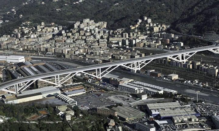 Fotosimulazione del progetto di MATILDI+PARTNERS per Italiana Costruzioni - Maeg - Monaco