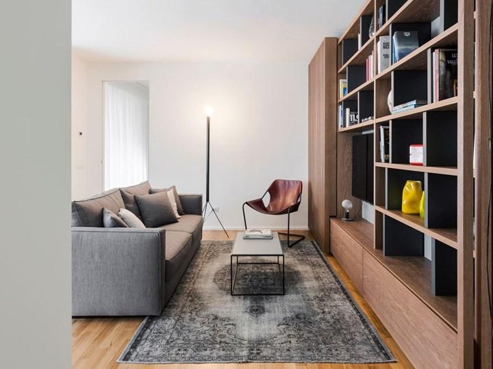 """Appartamento CV: un restyling """"soft"""" in 90 metri quadri"""