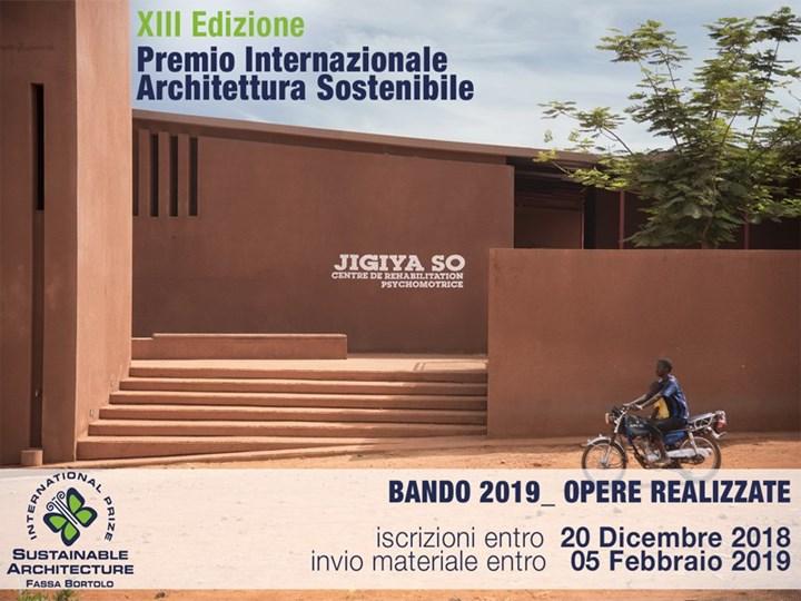 XIII Premio Internazionale Fassa Bortolo