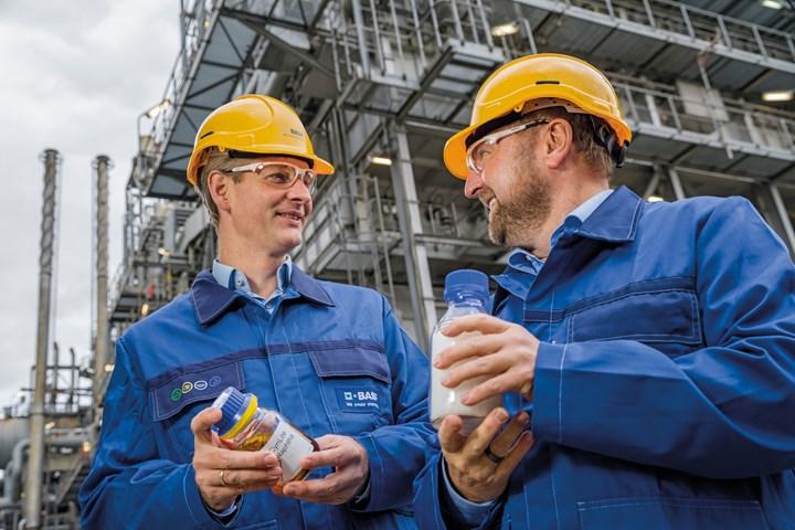 BASF per la prima volta realizza prodotti con plastica riciclata chimicamente