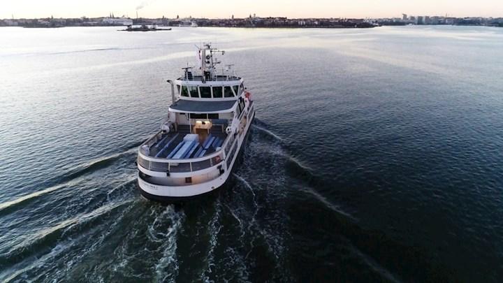 ABB consente la sperimentazione pionieristica di traghetti passeggeri gestiti da remoto