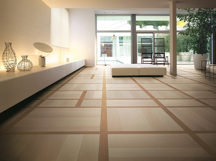 LISTONE GIORDANO: every wood surface, every form of genius