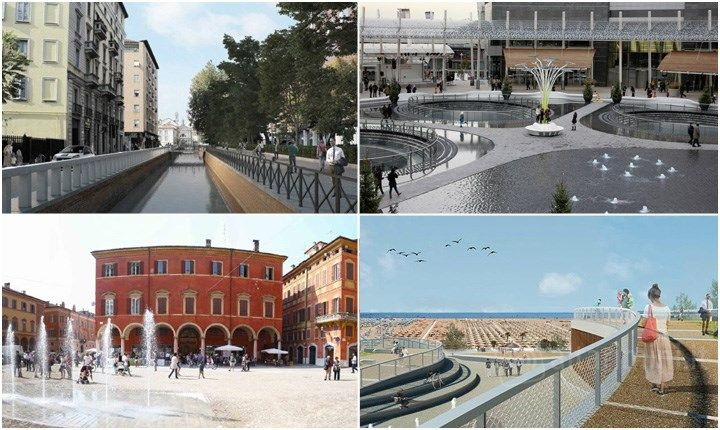 Emergenza clima, i trucchi delle città italiane per contrastarla