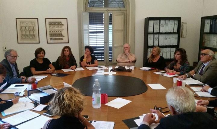 Riunione del Consiglio dell'Ordine degli Architetti della provincia di Palermo