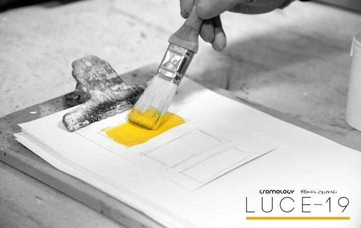 Cromology Italia presenta Luce-19, l'emozione cromatica dell'anno