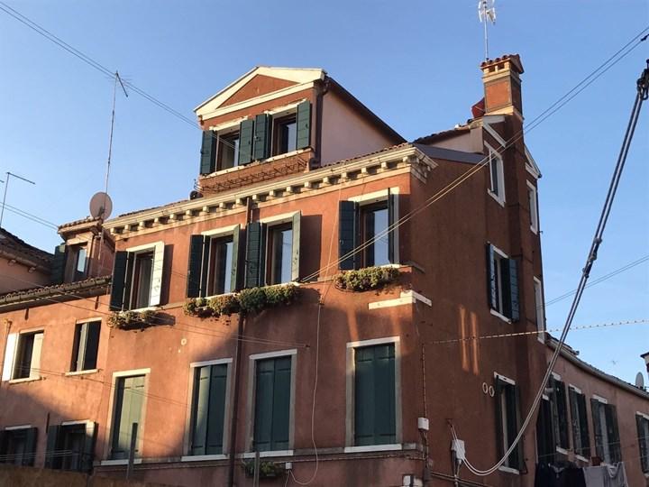 Vasco per un appartamento veneziano di fine '800