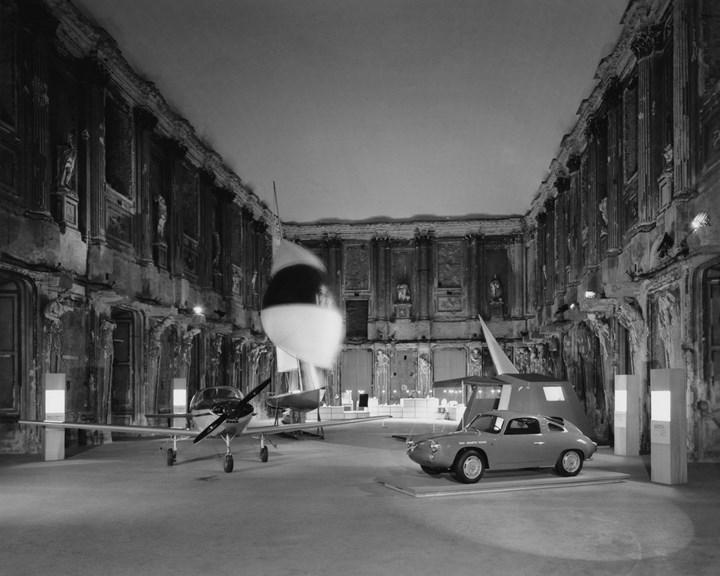 1961_Allestimento 'Compasso d'Oro 1960' - Milano (Foto Sala)