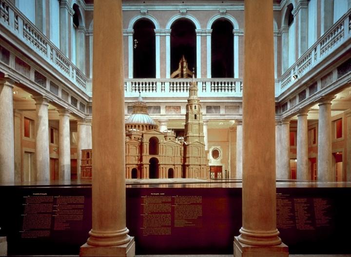 1994_Mostra Rinascimento (Mario Bellini Archive)