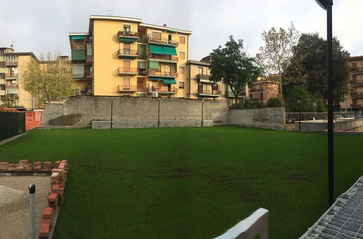 Laterlite per un tetto verde a Firenze
