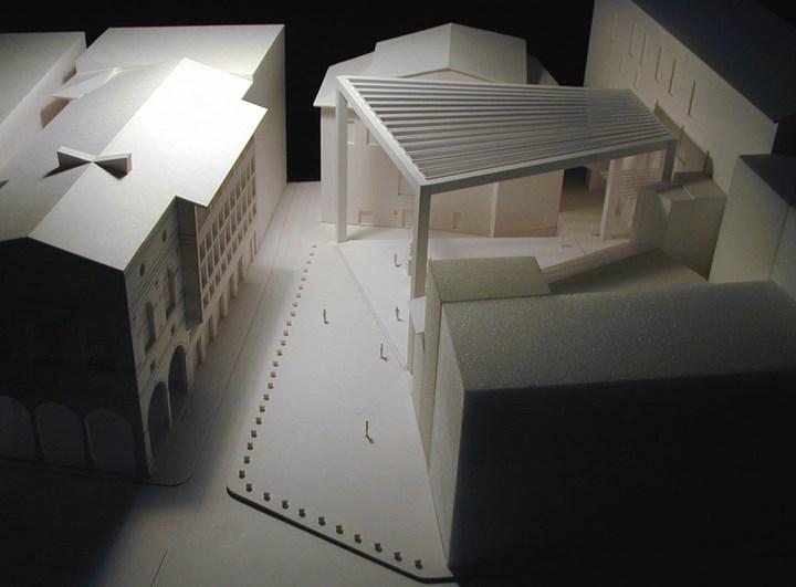 Courtesy of Ufficio stampa Ordine e Fondazione Architetti Firenze