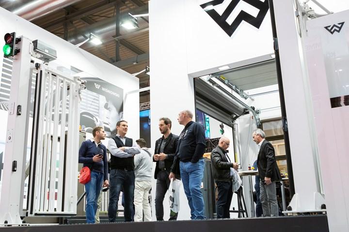 Al Made Expo 2019 WIŚNIOWSKI ha presentato i nuovi prodotti e nuovi sistemi