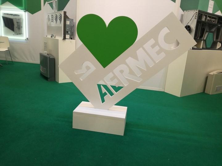 AERMEC a Batimatec Expo 2019 e MIR KLIMATA
