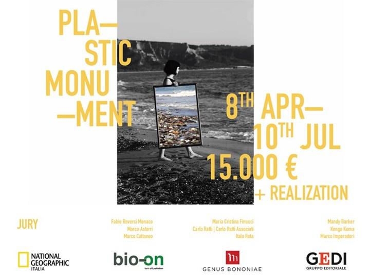 Al via il contest Plastic Monument