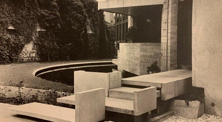 Carlo Scarpa, Casa Veritti, Udine, 1955-63 - Courtesy CISA Fototeca Carlo Scarpa