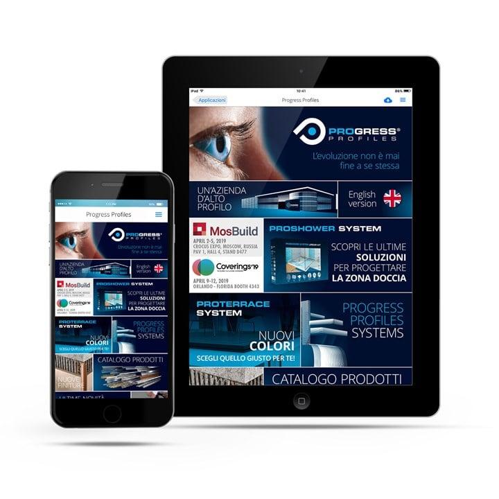 Progress Profiles presenta una nuova app mobile
