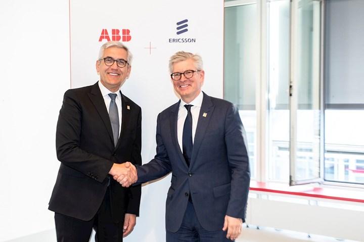 ABB ed Ericsson uniscono le forze per accelerare l'automazione wireless per le fabbriche flessibili