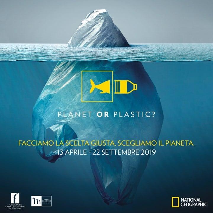 BASF tra gli sponsor della mostra di National Geographic 'Planet or Plastic?'