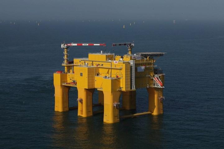 ABB si aggiudica un mega ordine per la trasmissione di energia eolica dal Mare del Nord