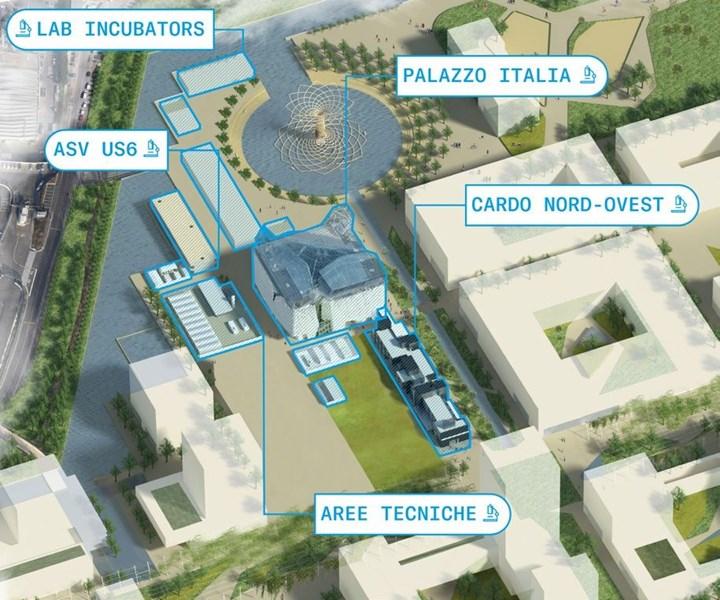 Human Technopole: il nuovo headquarters