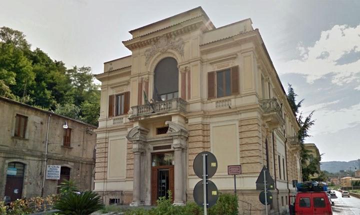 Foto: Palazzo Valdesi Abbati a Cosenza - google.com/maps