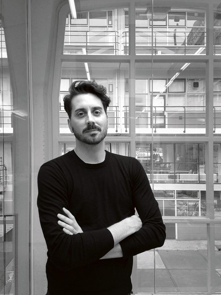 Marco Gazzola, project leader Asia di MVRDV