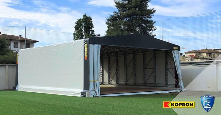Kopron, un anno di emozionanti sponsorship sportive 2019