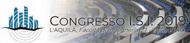 Ecosism srl socio sostenitore e sponsor del Congresso ISI 2019